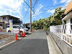 西武拝島線「西武立川」駅利用可能な立地です。