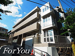 兵庫県神戸市灘区曾和町2丁目の賃貸アパートの外観