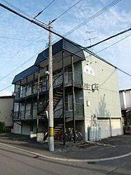 ルーベデンス寺田[2階]の外観