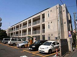 東京都調布市仙川町1の賃貸マンションの外観