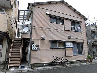 外観,2DK,面積36m2,賃料3.3万円,,,高知県高知市杉井流18-24