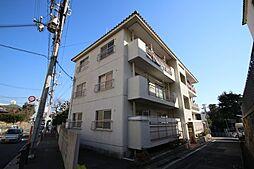 兵庫県神戸市灘区青谷町3丁目の賃貸マンションの外観