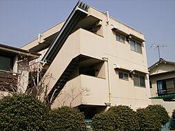 ヴィラガーデン[2階]の外観