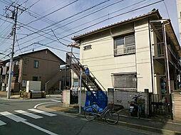 コーポ小川[203号室]の外観