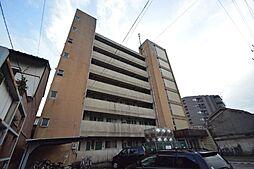 コーポラス梅林[6階]の外観