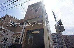 福岡県福岡市中央区春吉3丁目の賃貸アパートの外観