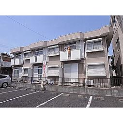 コーポ篠田[0203号室]の外観