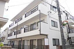マンション新明[3階]の外観