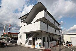 グリーンハイツ池田[2階]の外観
