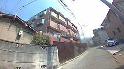 サンプラザ新石切[4階]の外観