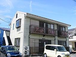 静岡県三島市南二日町の賃貸アパートの外観