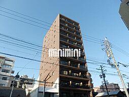 グランエターナ名古屋鶴舞[10階]の外観