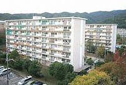 箕面粟生第2住宅 17号棟[5階]の外観