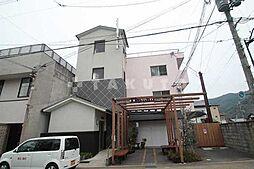 flat福本嵐山[3階]の外観
