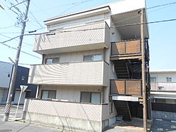 愛知県安城市池浦町大山田上の賃貸マンションの外観