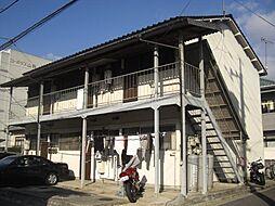 平荘(西棟)[203号室号室]の外観