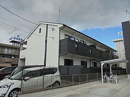 愛知県名古屋市西区西原町の賃貸アパートの外観