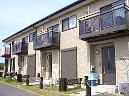 [テラスハウス] 茨城県那珂市杉 の賃貸【/】の外観
