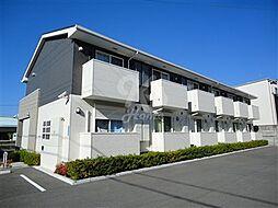 兵庫県神戸市西区森友5丁目の賃貸アパートの外観