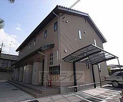 京都府京都市北区大将軍川端町の賃貸アパートの外観