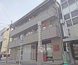 京都府京都市上京区表町の賃貸マンションの外観