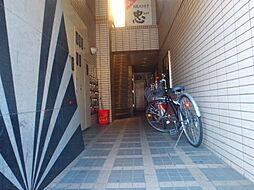 シングルハイツ新栄[7階]の外観