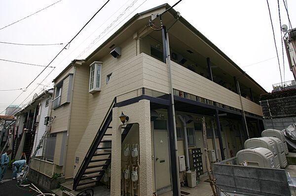 サンロイヤル早稲田 2階の賃貸【東京都 / 新宿区】