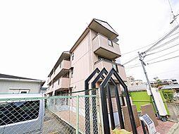 サニーコート西大寺[1階]の外観