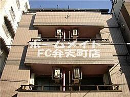 O.D.WEST[3階]の外観