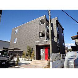 埼玉県さいたま市南区鹿手袋の賃貸マンションの外観