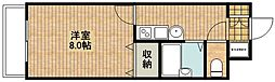 コンフォート・ナカハラ[2階]の間取り