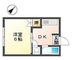 日野駅 1.7万円