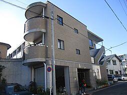 愛知県名古屋市千種区本山町3丁目の賃貸マンションの外観