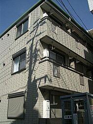東京都三鷹市下連雀3丁目の賃貸アパートの外観
