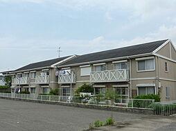 松之浜グリーンハイツ[2階]の外観