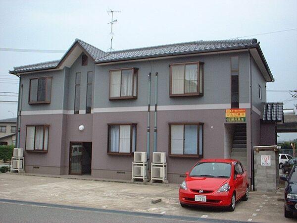石川県野々市市御経塚1丁目の賃貸アパート