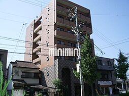 桂山サコウハイツYON[5階]の外観