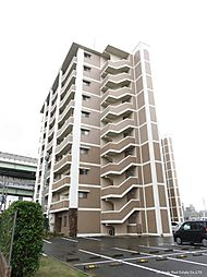 ニューシティアパートメンツ南小倉I[6階]の外観
