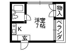 iori I[301号室号室]の間取り