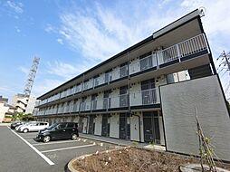 千葉県佐倉市鏑木町の賃貸マンションの外観