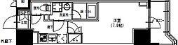 S-RESIDENCE曳舟 9階1Kの間取り