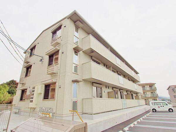広島県安芸郡府中町城ケ丘の賃貸アパート