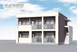 串戸3丁目アパート[0203号室]の外観