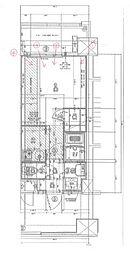福岡市地下鉄箱崎線 呉服町駅 徒歩13分の賃貸マンション 8階1Kの間取り