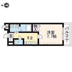 北大路駅 4.7万円