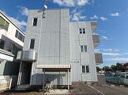 青悠荘[1階]の外観