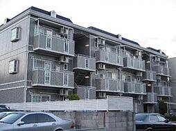 サンライフタナカ[1階]の外観