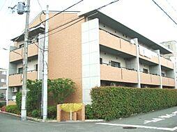 兵庫県尼崎市武庫之荘本町2丁目の賃貸マンションの外観