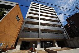 パークフラッツ新大阪[9階]の外観