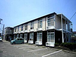 大阪府泉大津市豊中町3丁目の賃貸アパートの外観